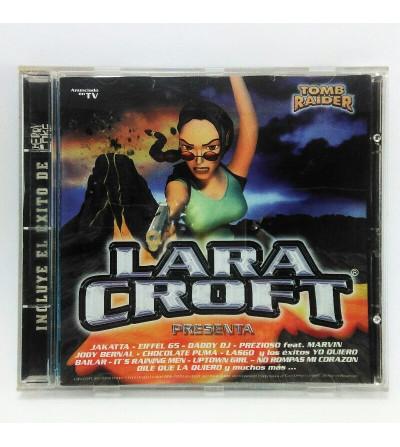 LARA CROFT PRESENTA - MIX