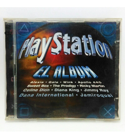 PLAYSTATION EL ALBUM
