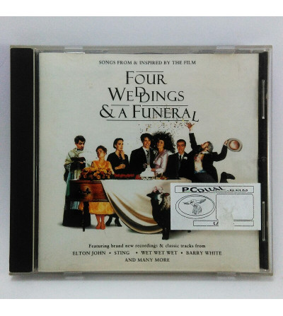 FOUR WEDDINGS & A FUNERAL -...