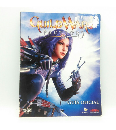 GUILD WARS FACTIONS - GUIA...