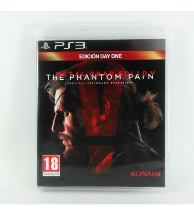 METAL GEAR SOLID V THE...