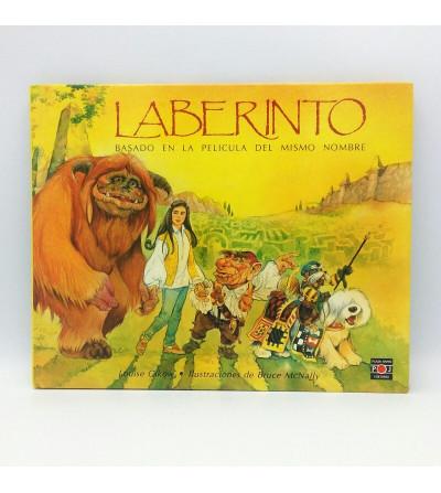 LABERINTO - LIBRO ILUSTRADO...