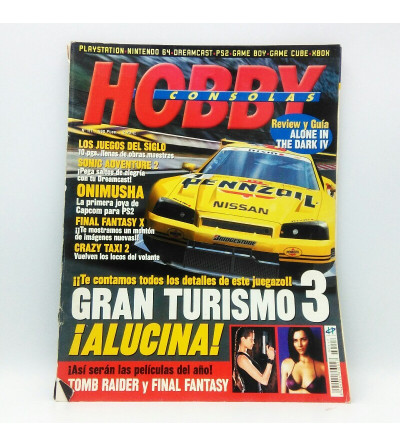 HOBBY CONSOLAS Nº 117