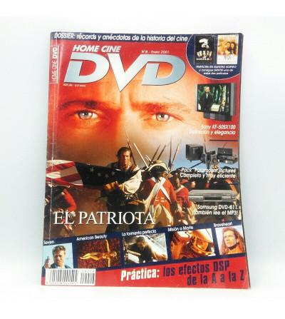 HOME CINE DVD Nº 08