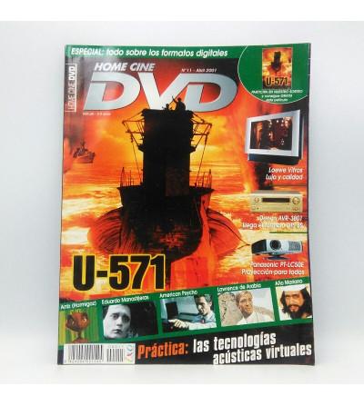 HOME CINE DVD Nº 11