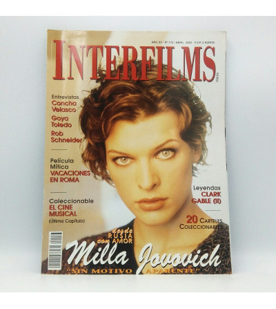 INTERFILMS PRESS Nº 173