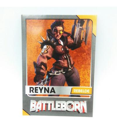 REYNA - REBELDE