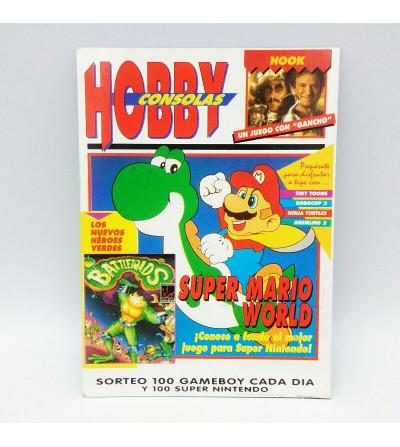 HOBBY CONSOLAS - SUPERFICHA