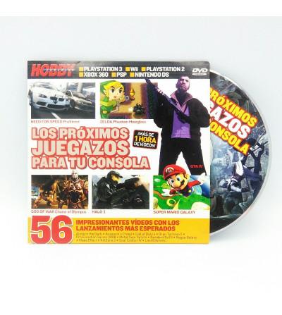 LOS PROXIMOS JUEGAZOS PARA...