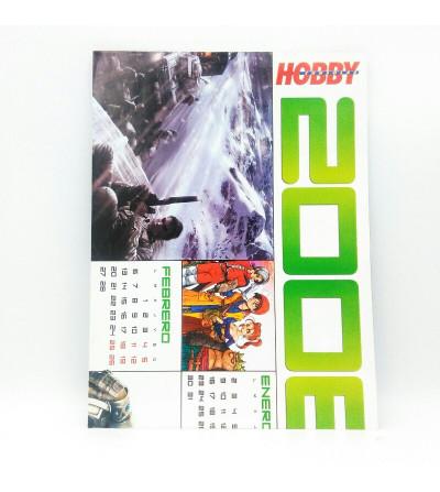 HOBBY CONSOLAS CALENDARIO 2006