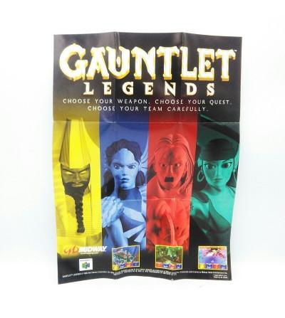 GAUNTLET LEGENDS & PAPERBOY...
