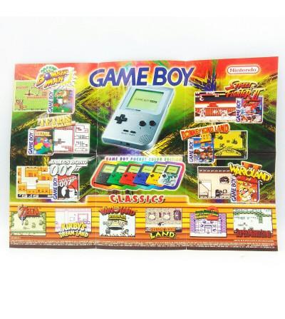 GAME BOY POCKET & NINTENDO...