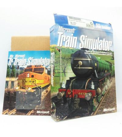 TRAIN SIMULATOR 1ª EDICION