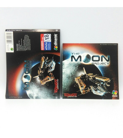 THE MOON PROJECT 1ª EDICION