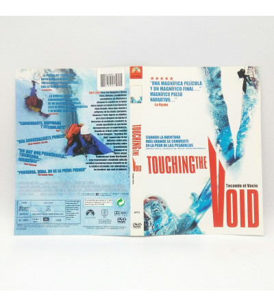 TOUCHING THE VOID (TOCANDO...