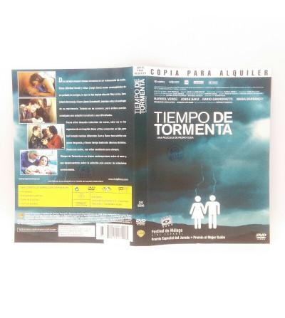 TIEMPO DE TORMENTA -...