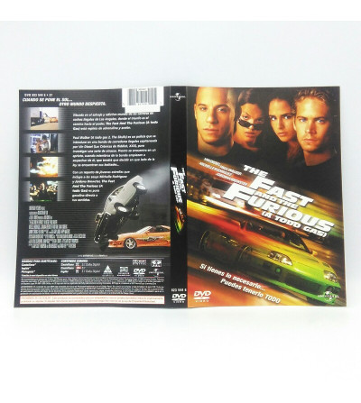 THE FAST AND THE FURIOUS (A...