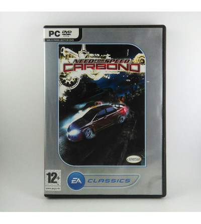 NEED FOR SPEED CARBONO - EA...