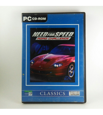 NEED FOR SPEED ROAD...