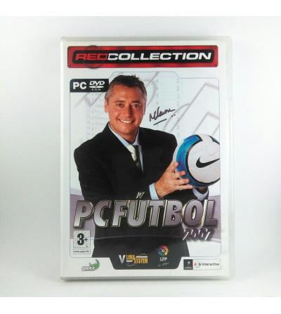 PC FUTBOL 2007 - RED...