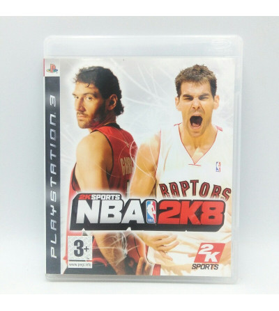 NBA 2K08