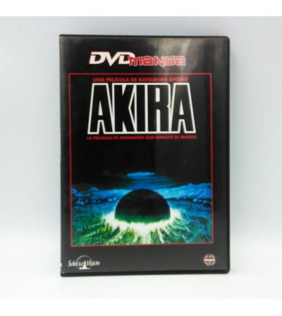 AKIRA - COLECCION DVD MANGA