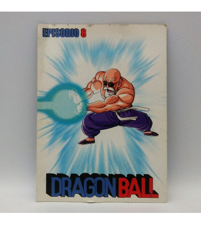 DRAGON BALL - EPISODIO 8