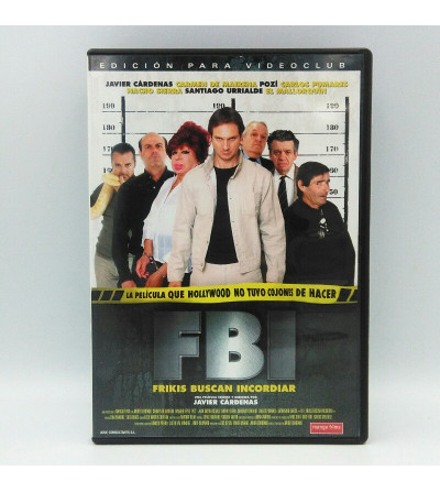 FBI FRIKIS BUSCAN INCORDIAR...