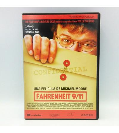 FAHRENHEIT 9/11 - EDICION...