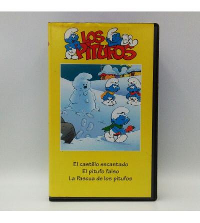 LOS PITUFOS Nº 04