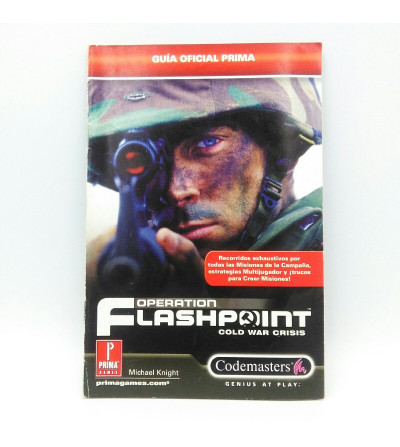 OPERATION FLASHPOINT COLD...