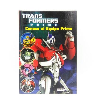 TRANSFORMERS PRIME CONOCE...