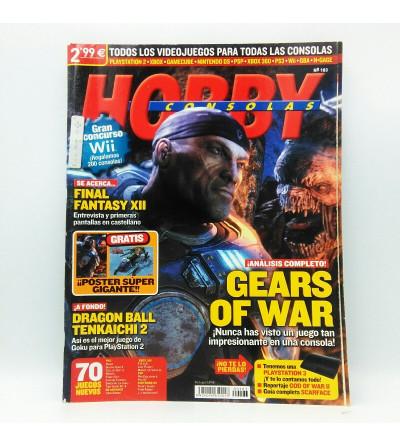 HOBBY CONSOLAS Nº 183