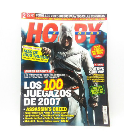 HOBBY CONSOLAS Nº 184