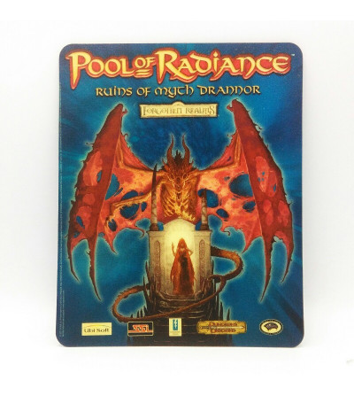 POOL OF RADIANCE RUINS OF...