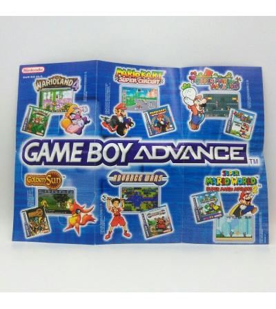 GAME BOY ADVANCE - MINI...