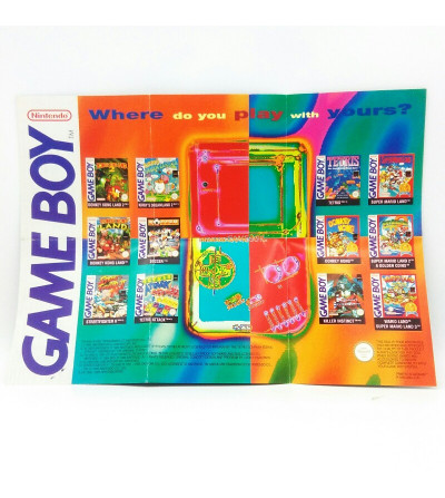 GAME BOY & SUPER NES
