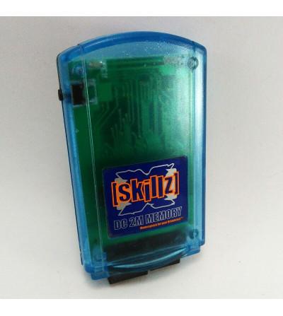 MEMORY CARD 2MB SKILLZ