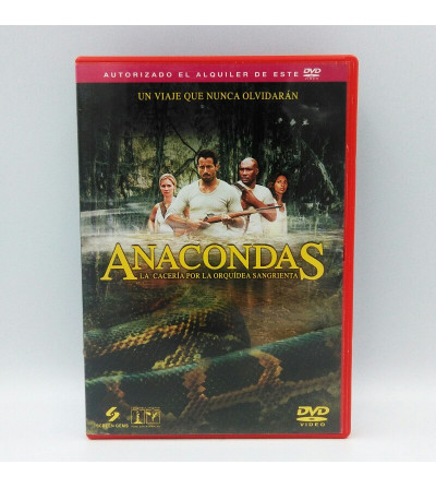 ANACONDAS LA CACERIA POR LA...