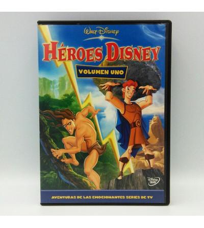 HEROES DISNEY - VOLUMEN UNO