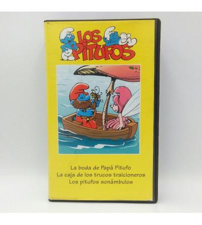 LOS PITUFOS Nº 19