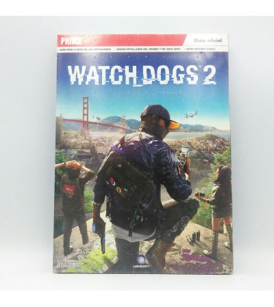 WATCH DOGS 2 - GUIA OFICIAL