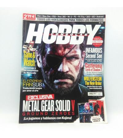 HOBBY CONSOLAS Nº 272