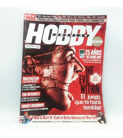 HOBBY CONSOLAS Nº 275
