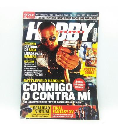 HOBBY CONSOLAS Nº 285