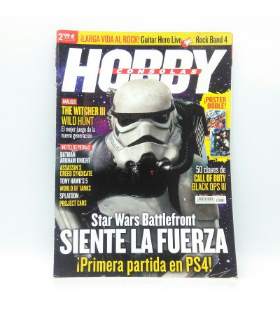 HOBBY CONSOLAS Nº 287