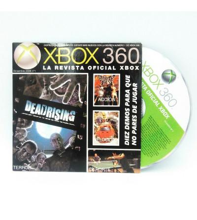 REVISTA OFICIAL XBOX 360...