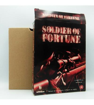 SOLDIER OF FORTUNE 1ª EDICION