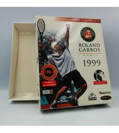 ROLAND GARROS PARIS 1999 1ª...