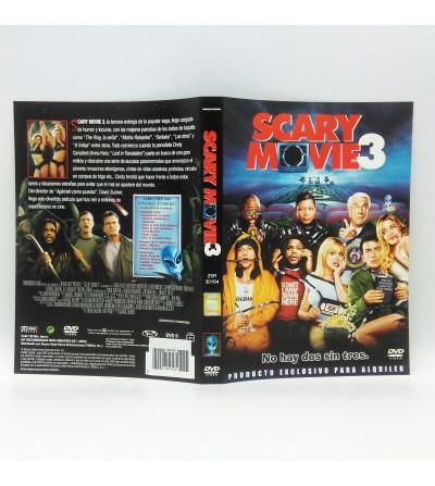 SCARY MOVIE 3 - EDICION...